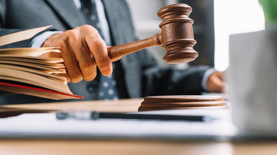 Vanliga områden inom juridik
